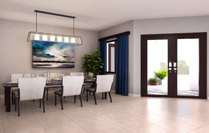 Main Home Dining Room