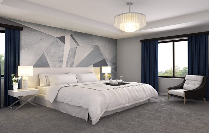 Main Home Master Suite
