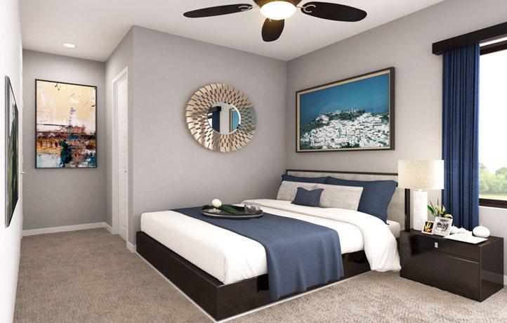 Next-Gen Bedroom