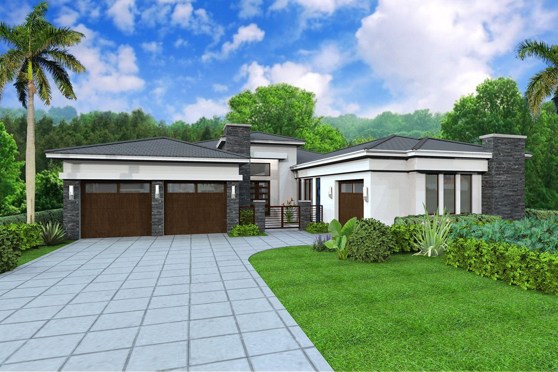 Victoria Contemporary Plan