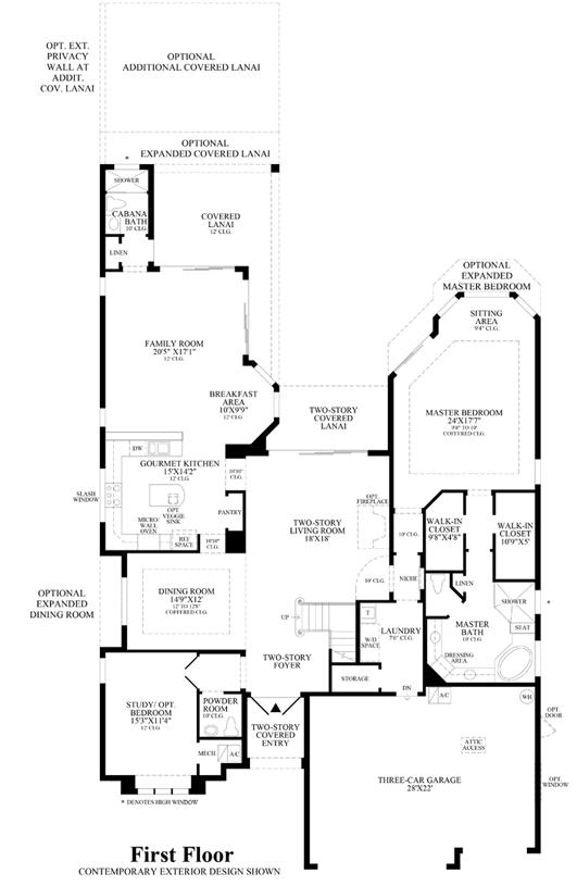 Floorplan Image: 1st Floor