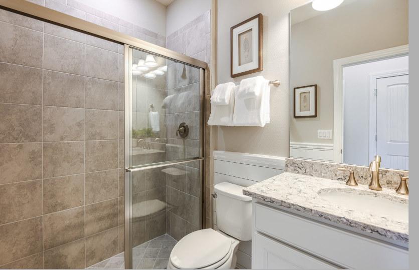 Serenity: Secondary Bathroom