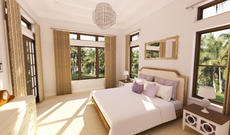 Serene owner's suite