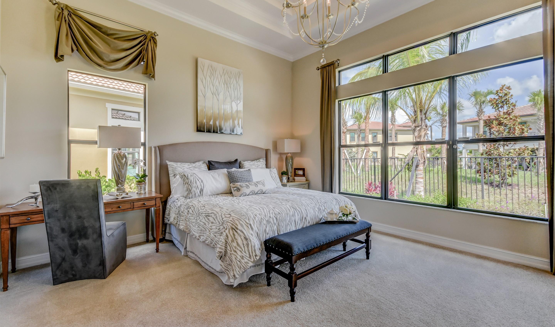 Opulent owner's suite