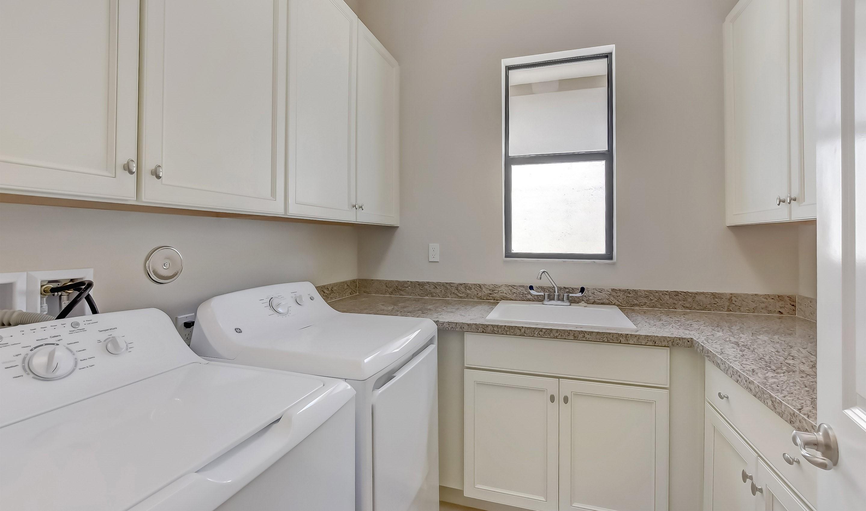 Convenient laundry room