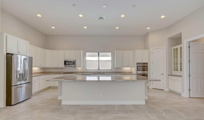 Impressive open kitchen