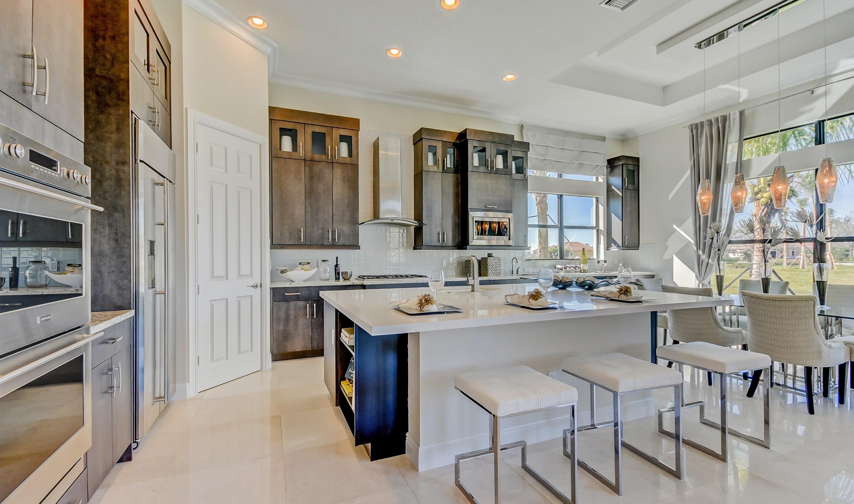 Stunning kitchen with island