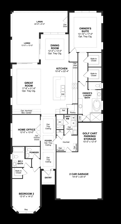 Cerelia First Floor