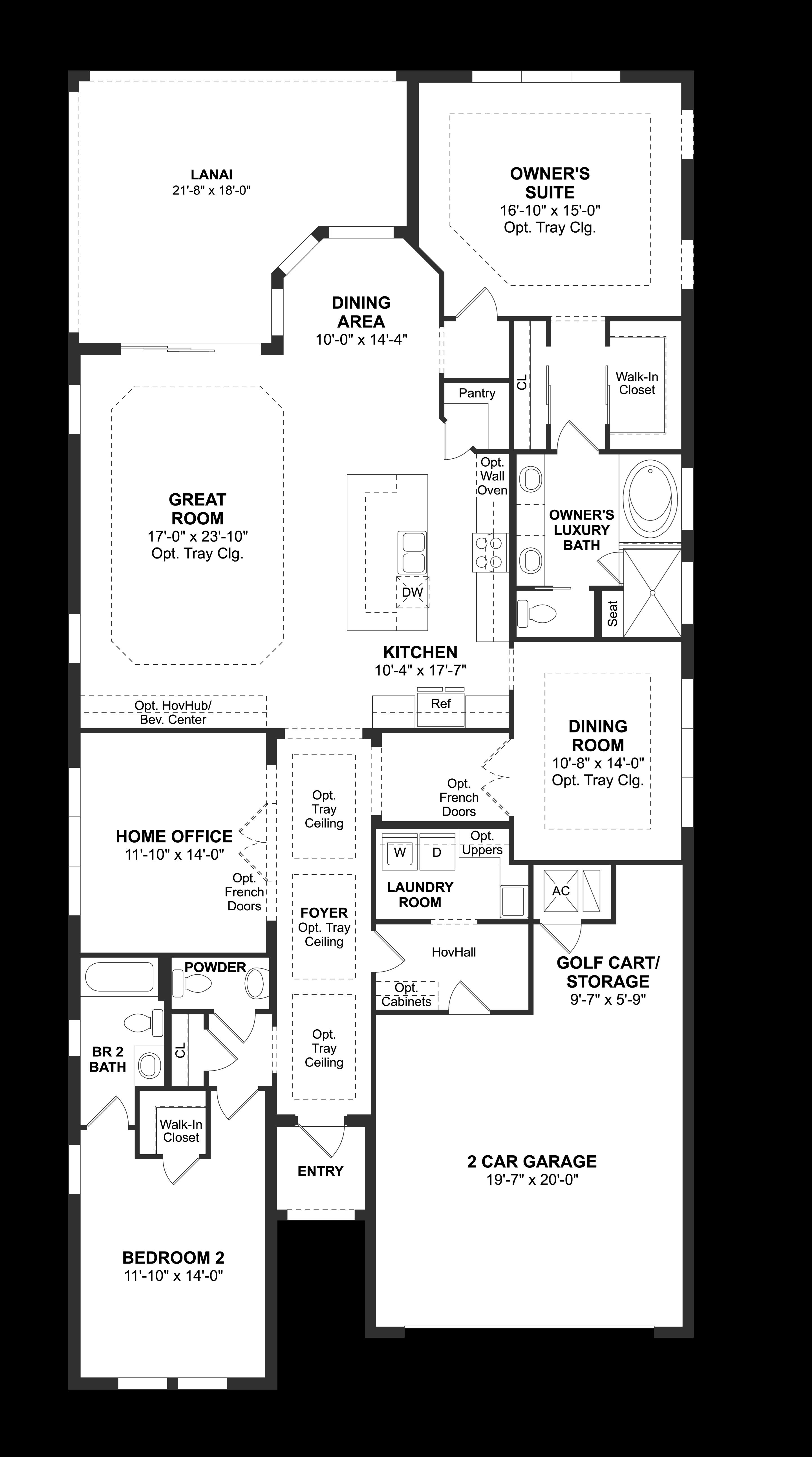 Everett First Floor