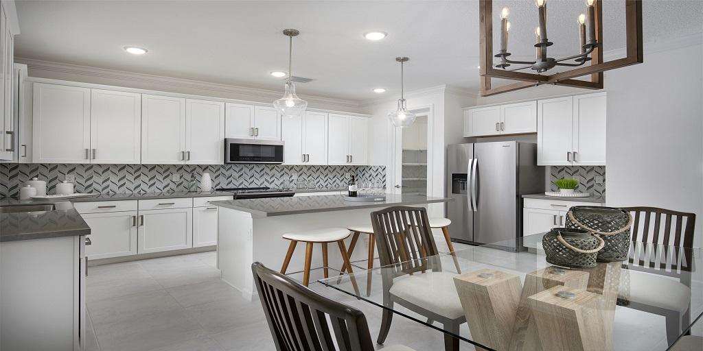 Spruce: Kitchen