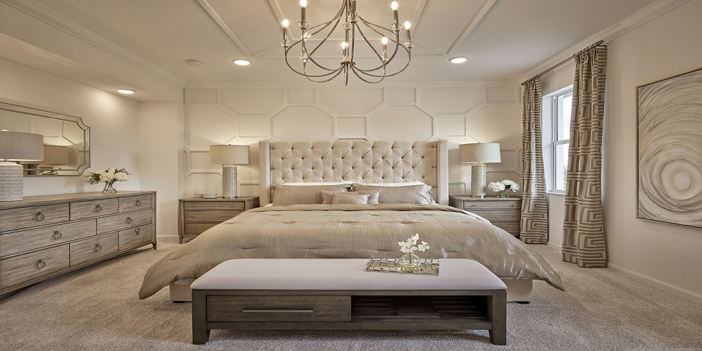 Spruce: Master Bedroom