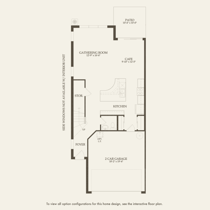 Adirondack: First Floor 3 br / 2.5 ba