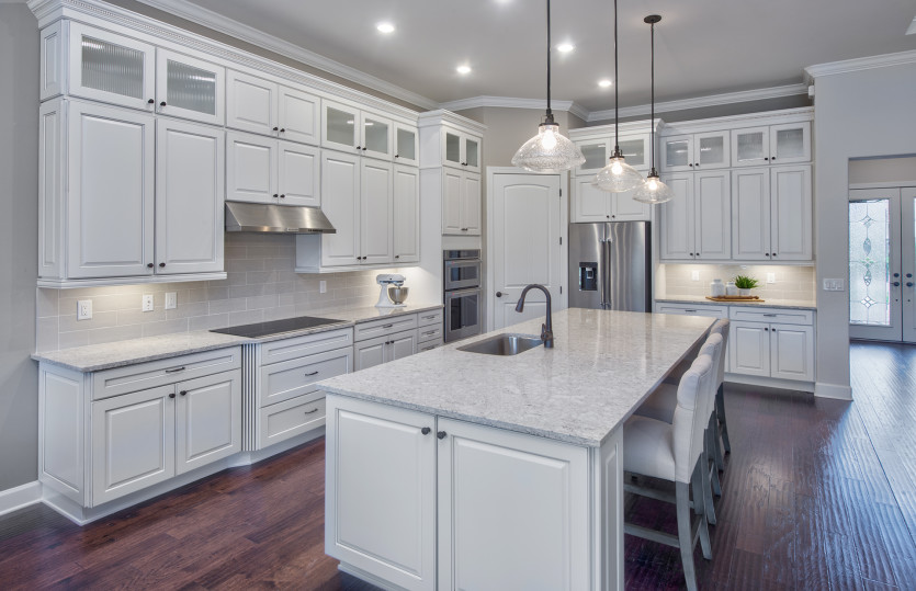 Pinnacle: Kitchen