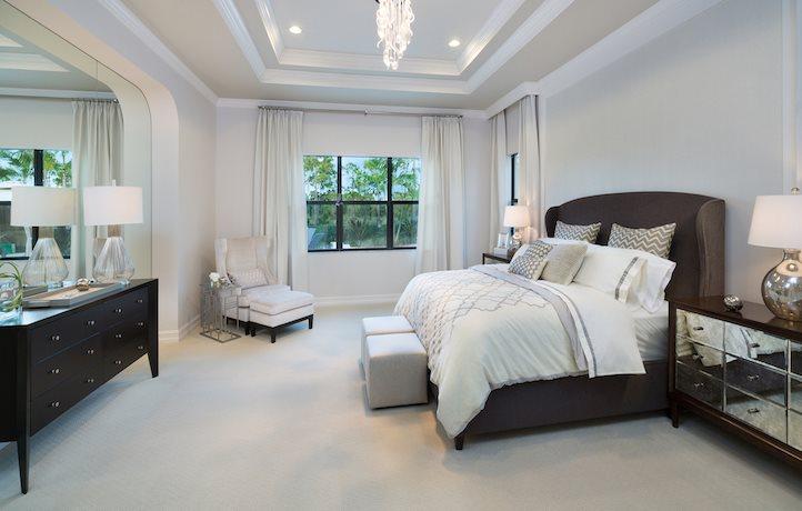 Alexandria Master Bedroom