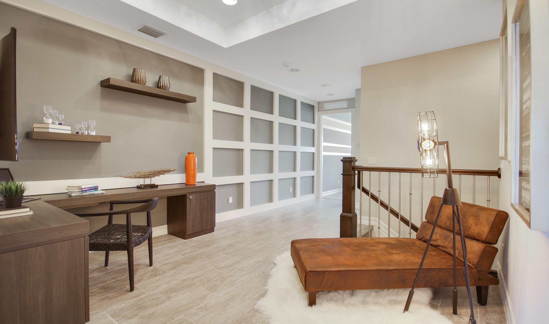 Oversized versatile loft