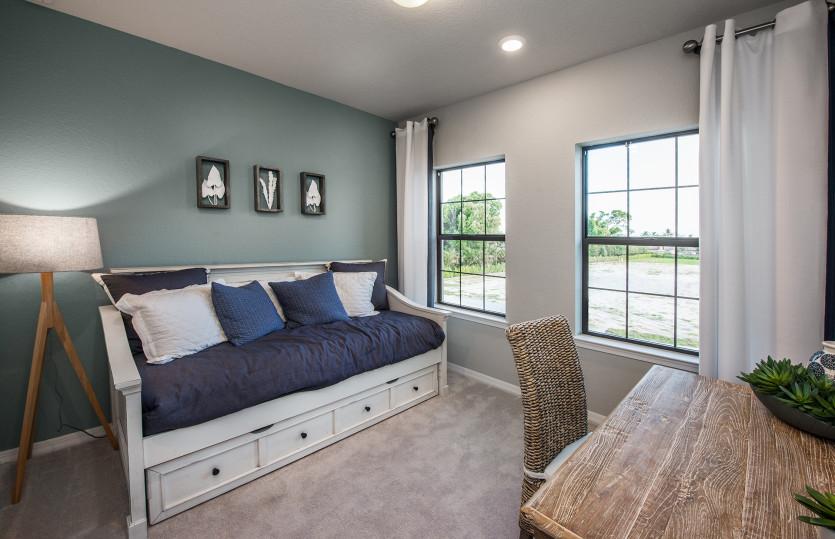 Navarre: Model Representation - Secondary Bedroom