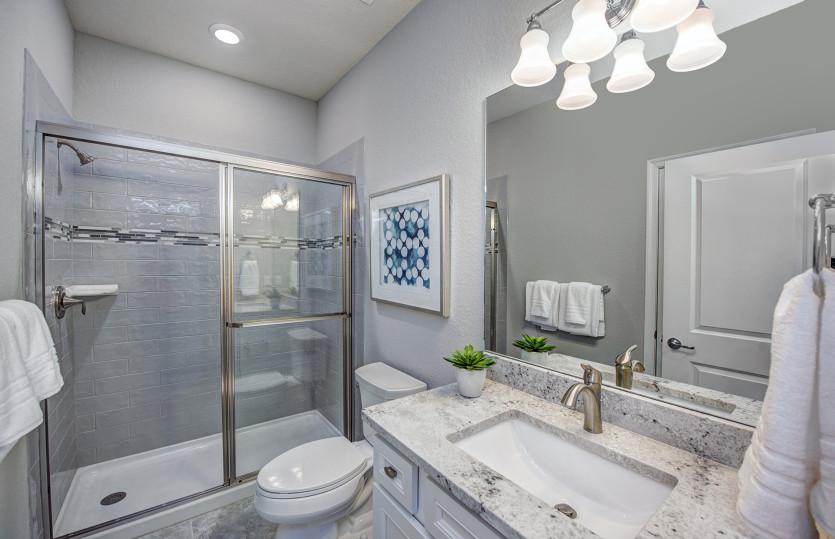 Navarre: Model Representation - Secondary Bathroom