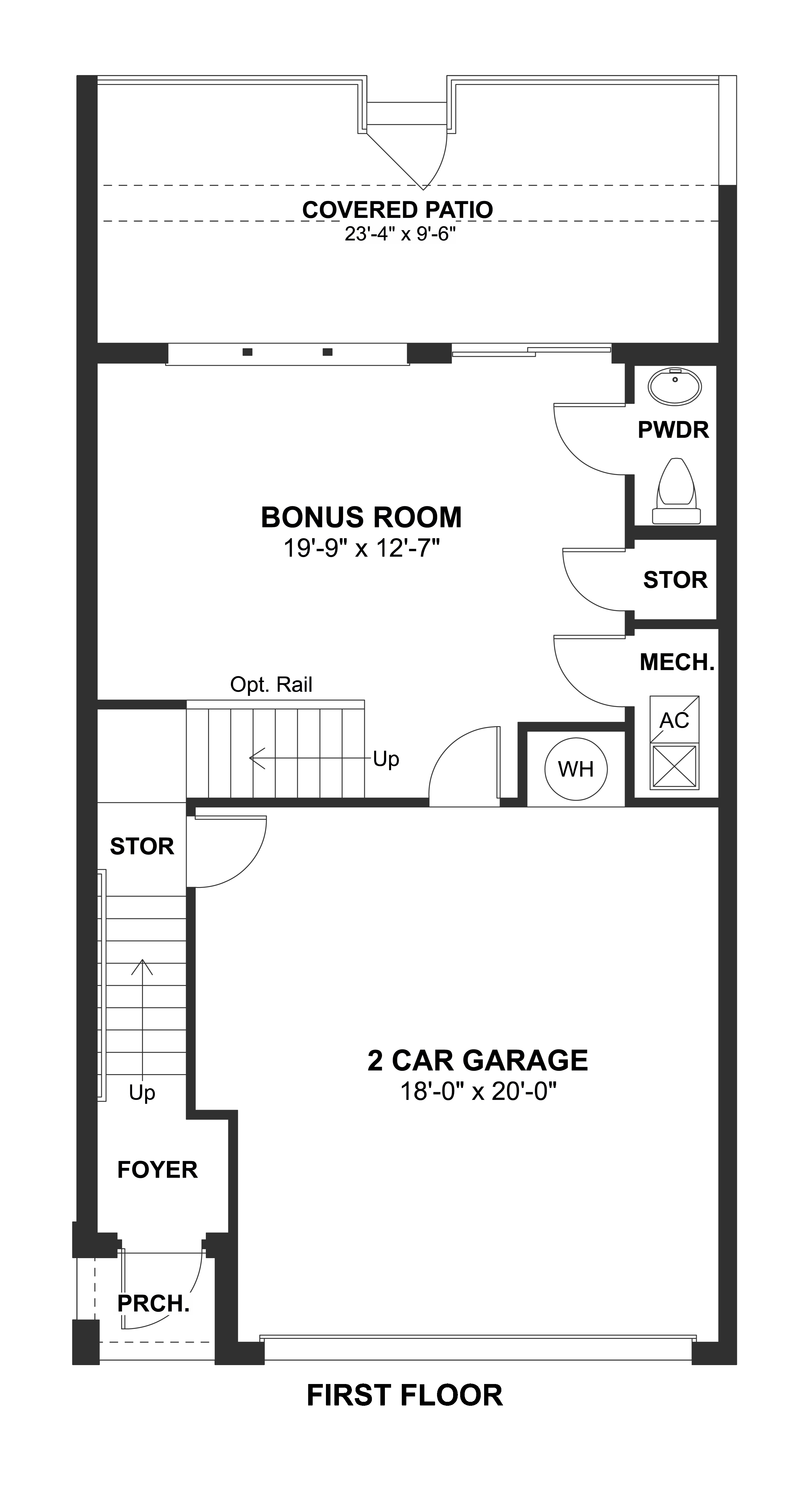 Selena II First Floor