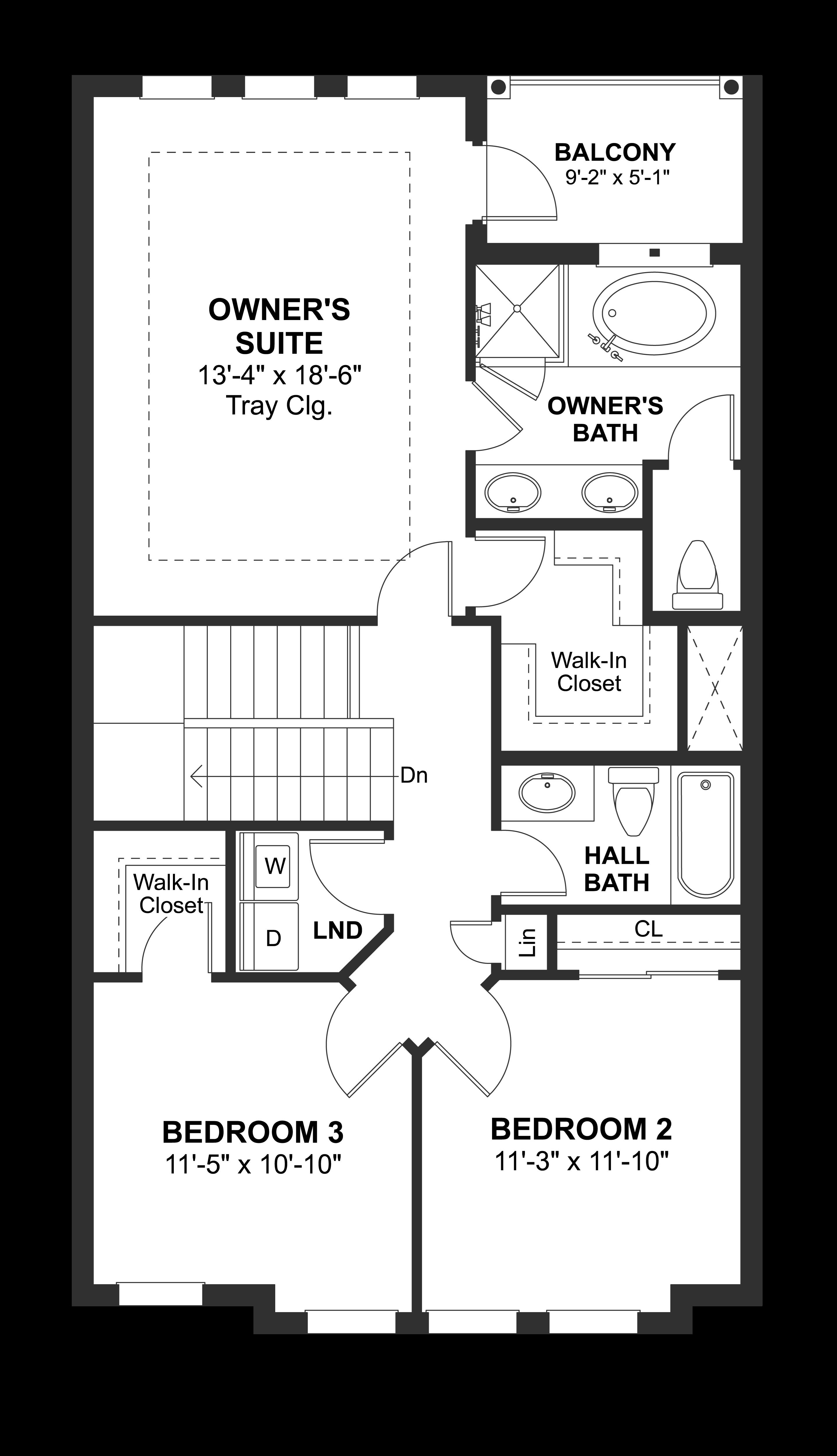 Selena II Third Floor