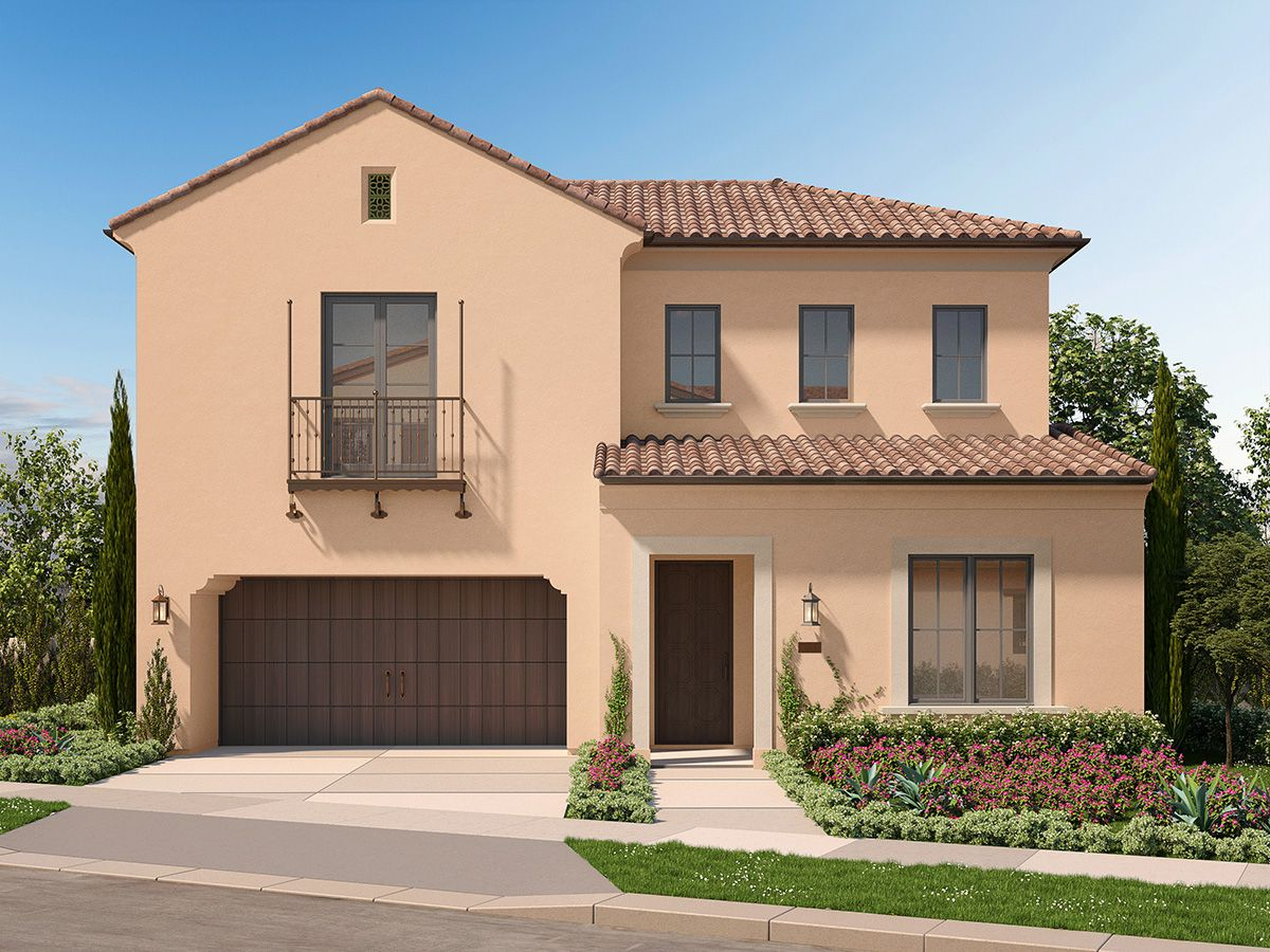 Ravello Residence 5: Santa Barbara Style
