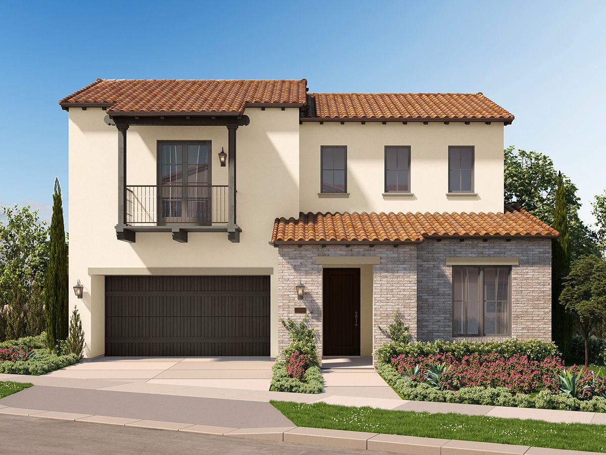 Ravello Residence 5: Spanish Monterey Style