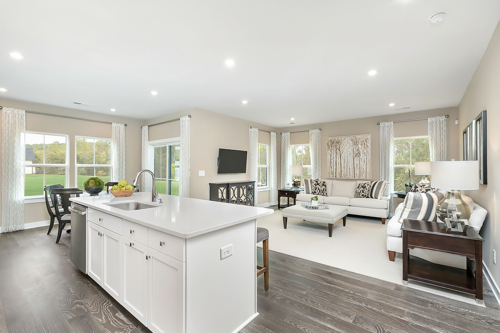 Bramante Ranch with Full Basement