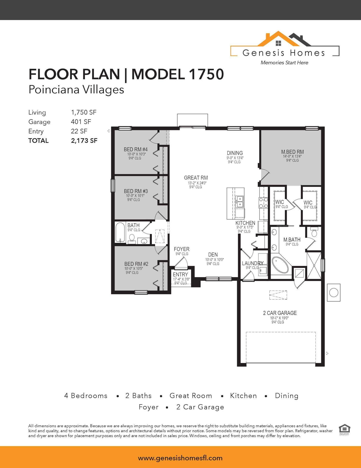 1232 James Lane (Custom Plan )