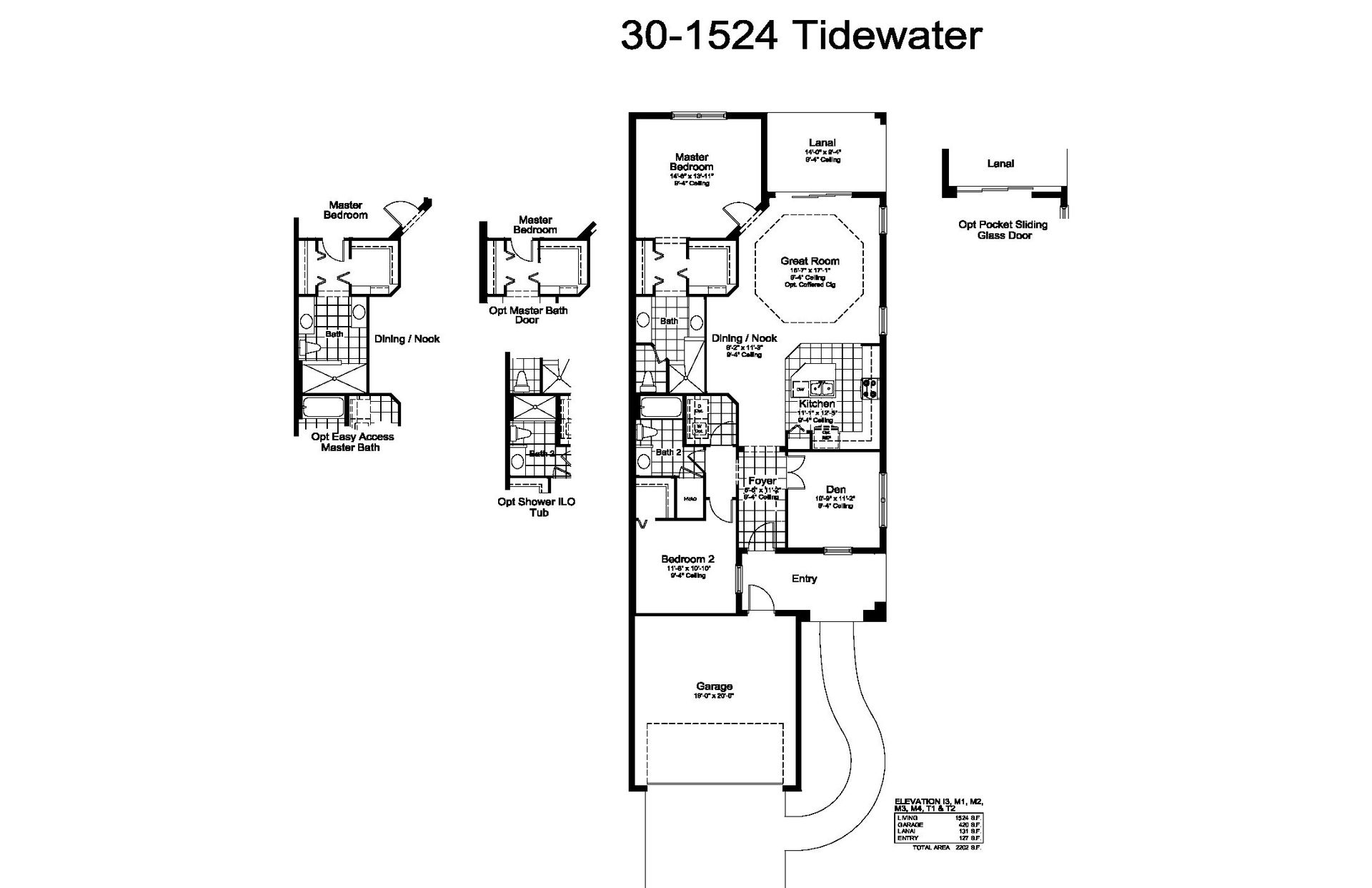 Tidewater Plan