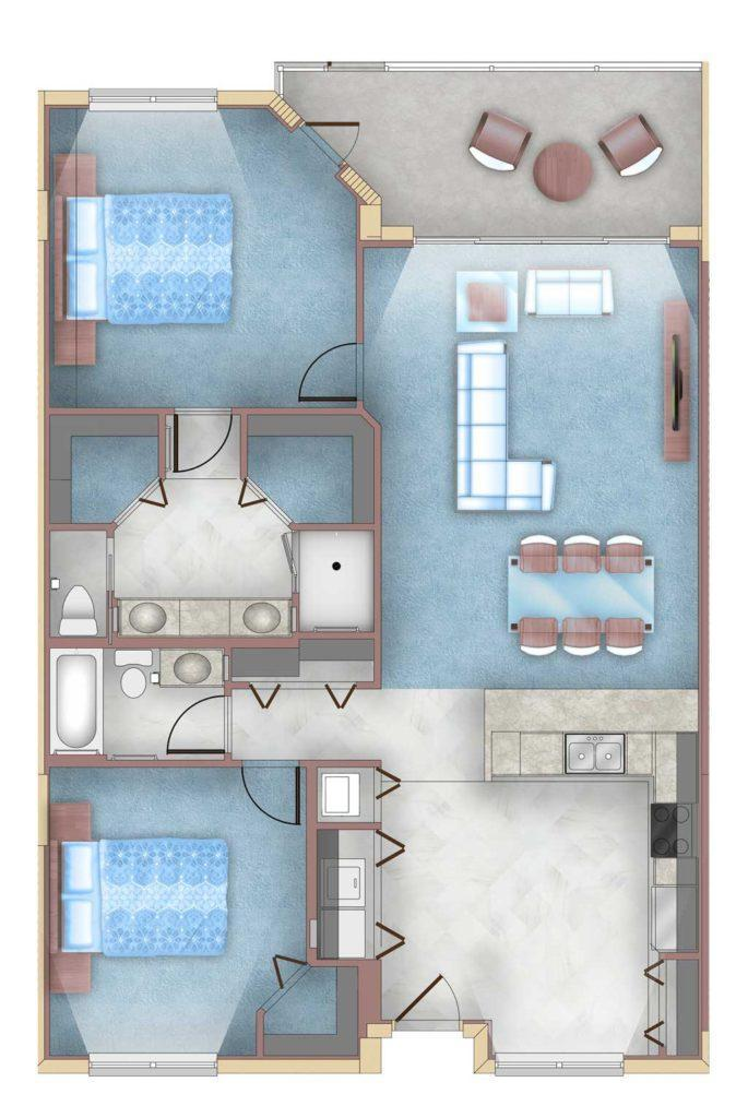 (Contact agent for address) 2 Bedroom 2 Bathroom