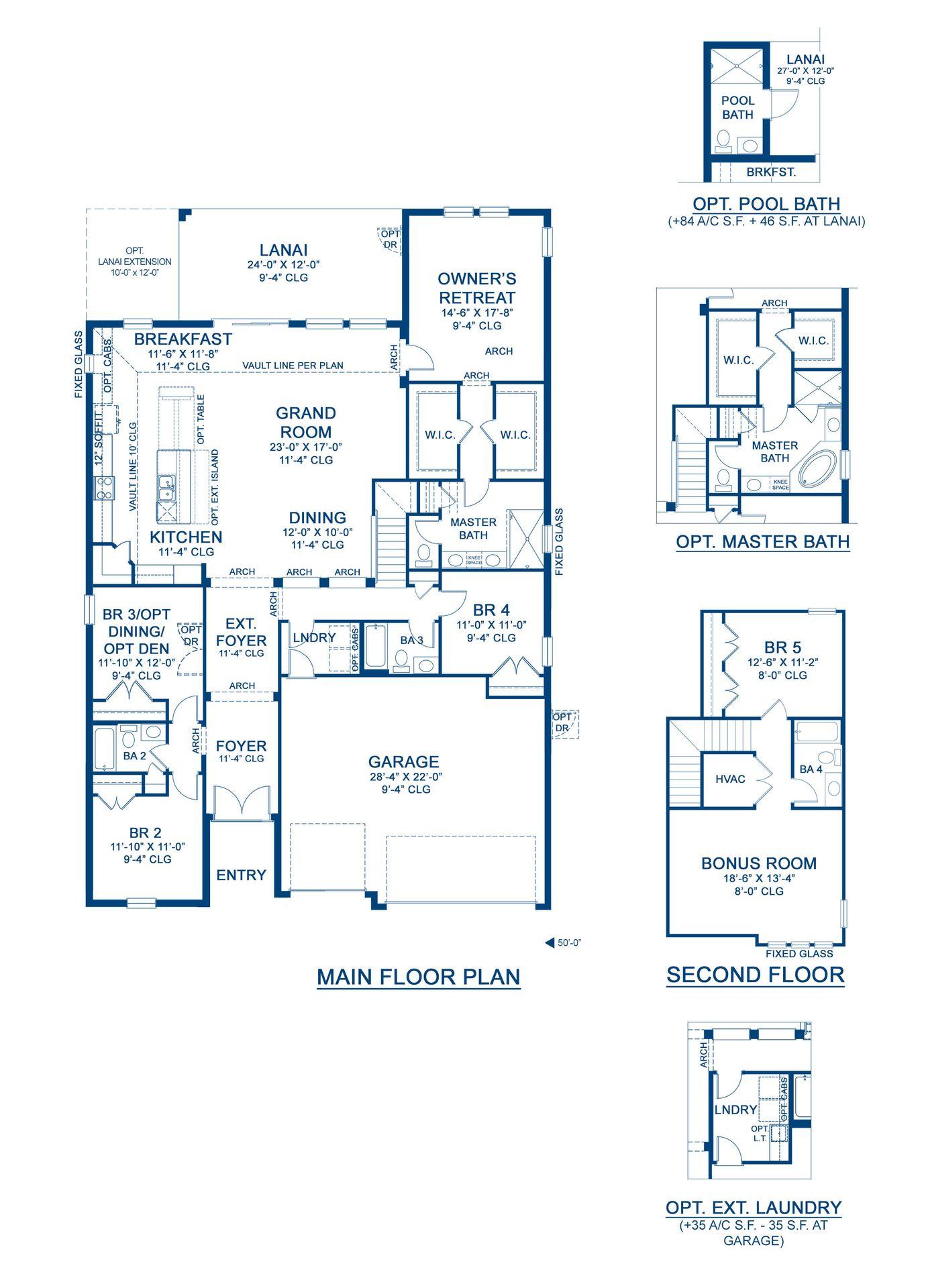 Bayshore II Plan