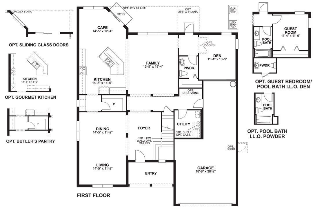 Palazzo Plan