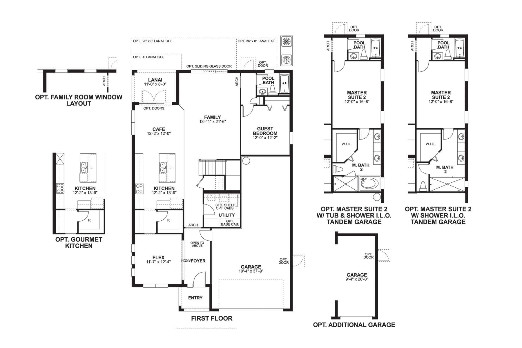 Sonoma II Plan