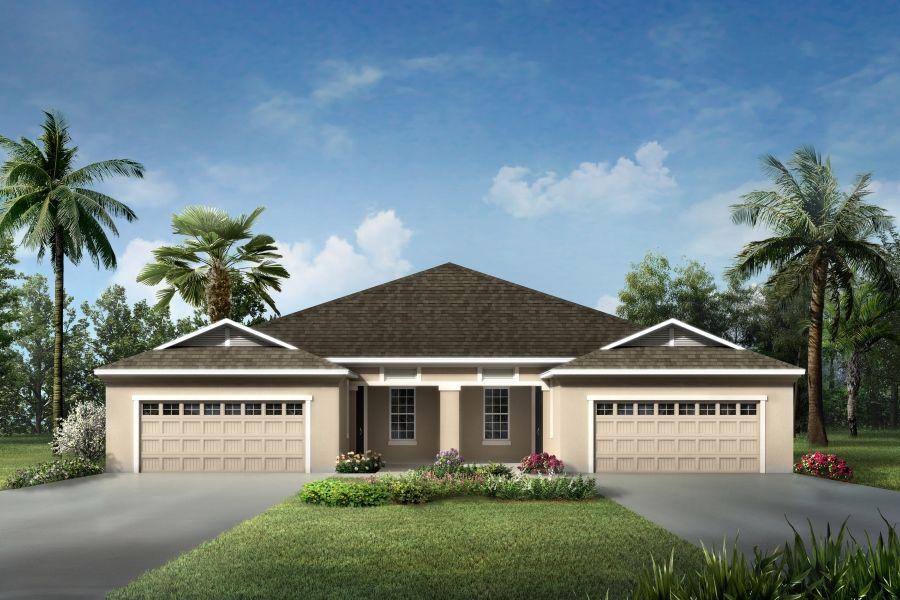 Bayport Villa Plan