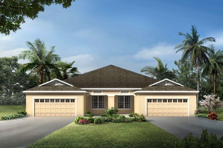 Seascape Villa Plan