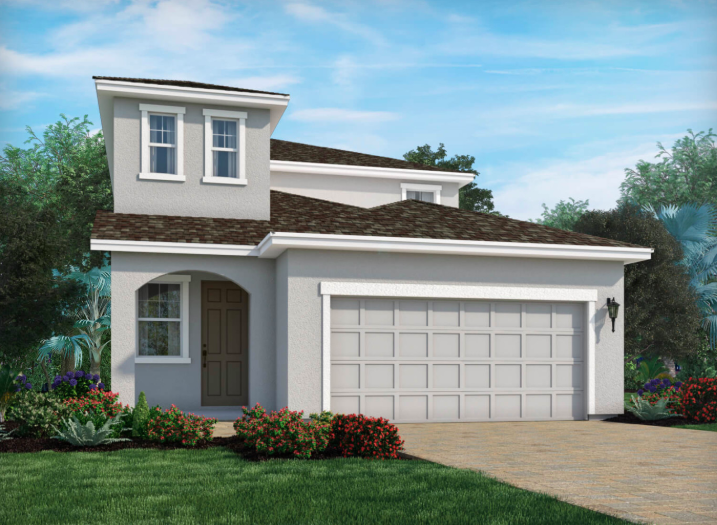 THE WILLOW - Meritage Homes