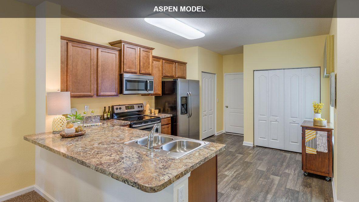(Contact agent for address) ASPEN