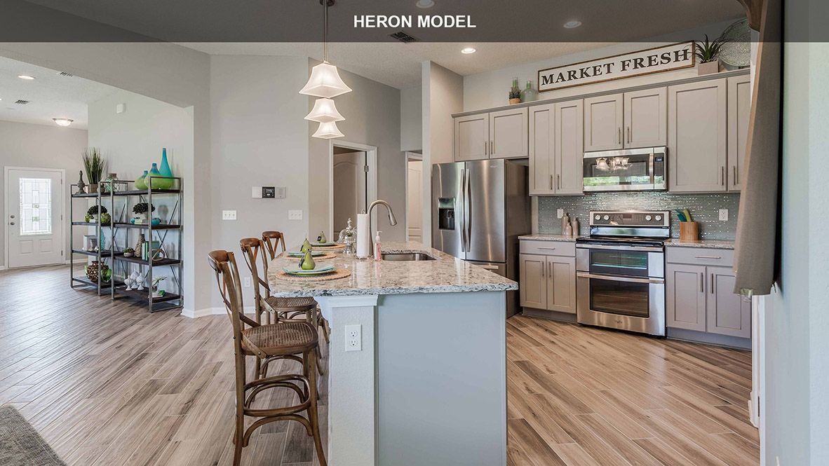 (Contact agent for address) HERON