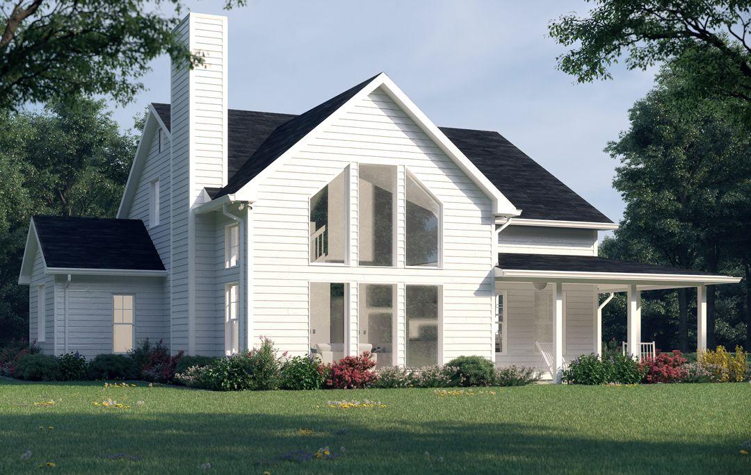 Blue Ridge Modern Farmhouse