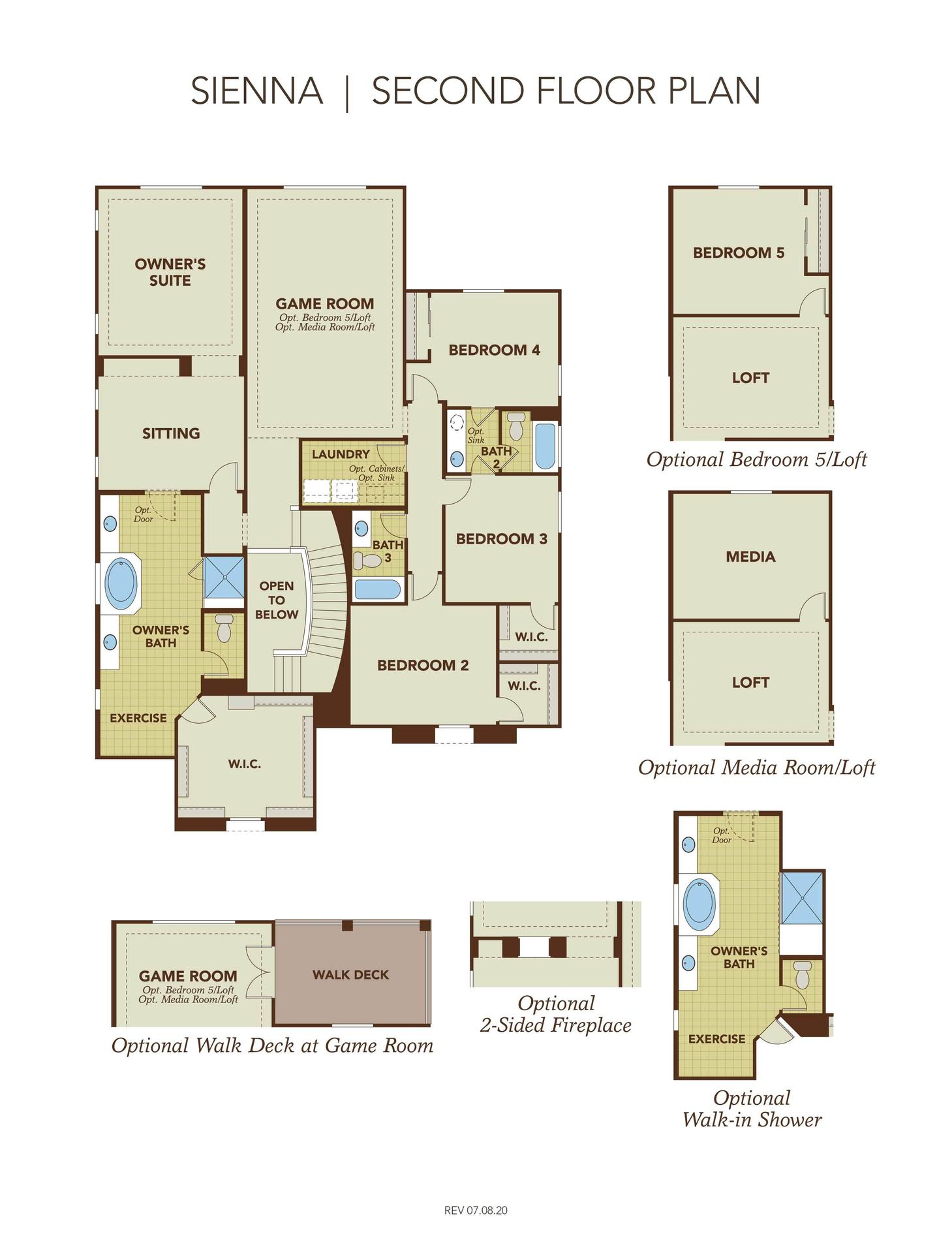 Hacienda Series - Sienna Plan
