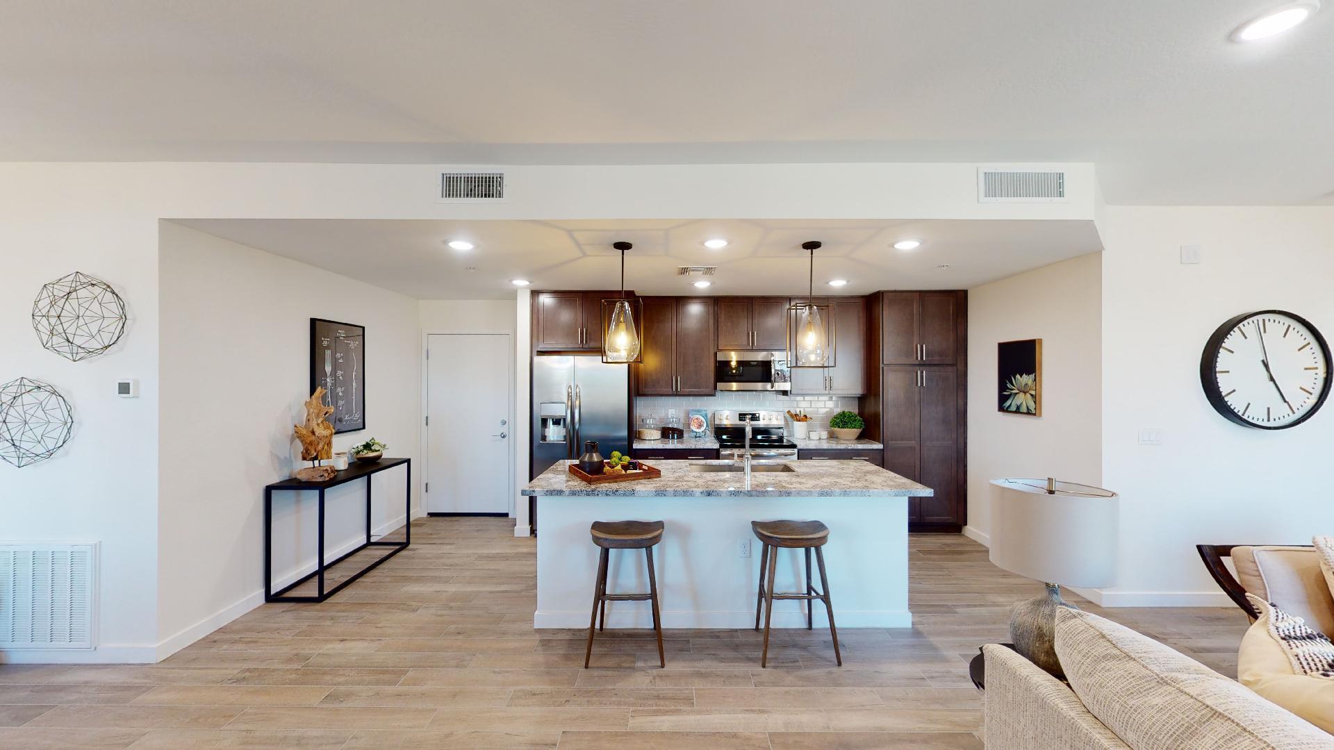 Villa Residence 1 Plan