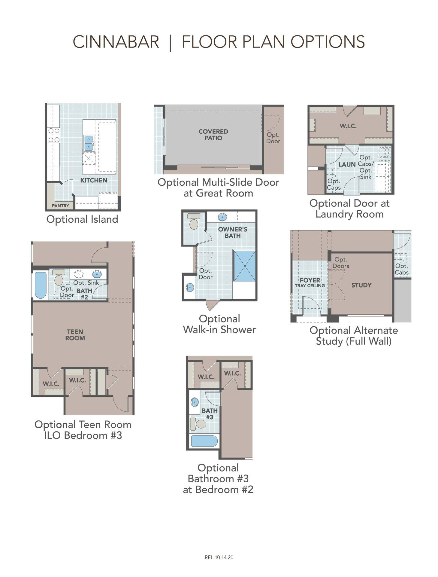 Hacienda Series - Cinnabar Plan