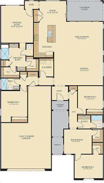 Aspen Plan 4578 Plan