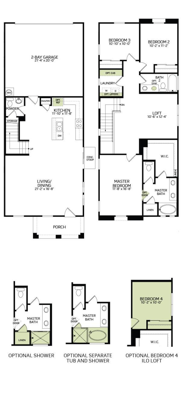 Townlet (Interior Plan