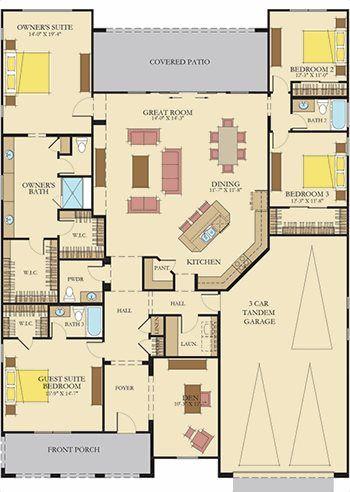 Willow Plan 5574 Plan