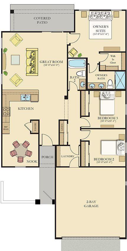 3810 S 64th Ln (Bisbee Plan 3565)